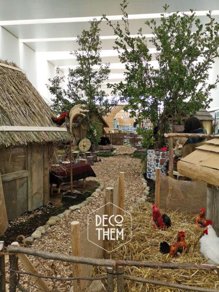 DECOTHEM | Décors et décoration événementielle - Fresques ...
